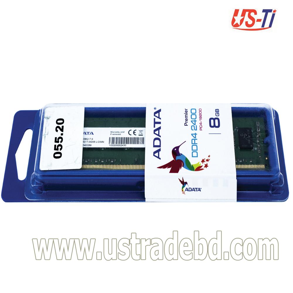 ADATA 8GB DDR4 2400 Bus Laptop RAM