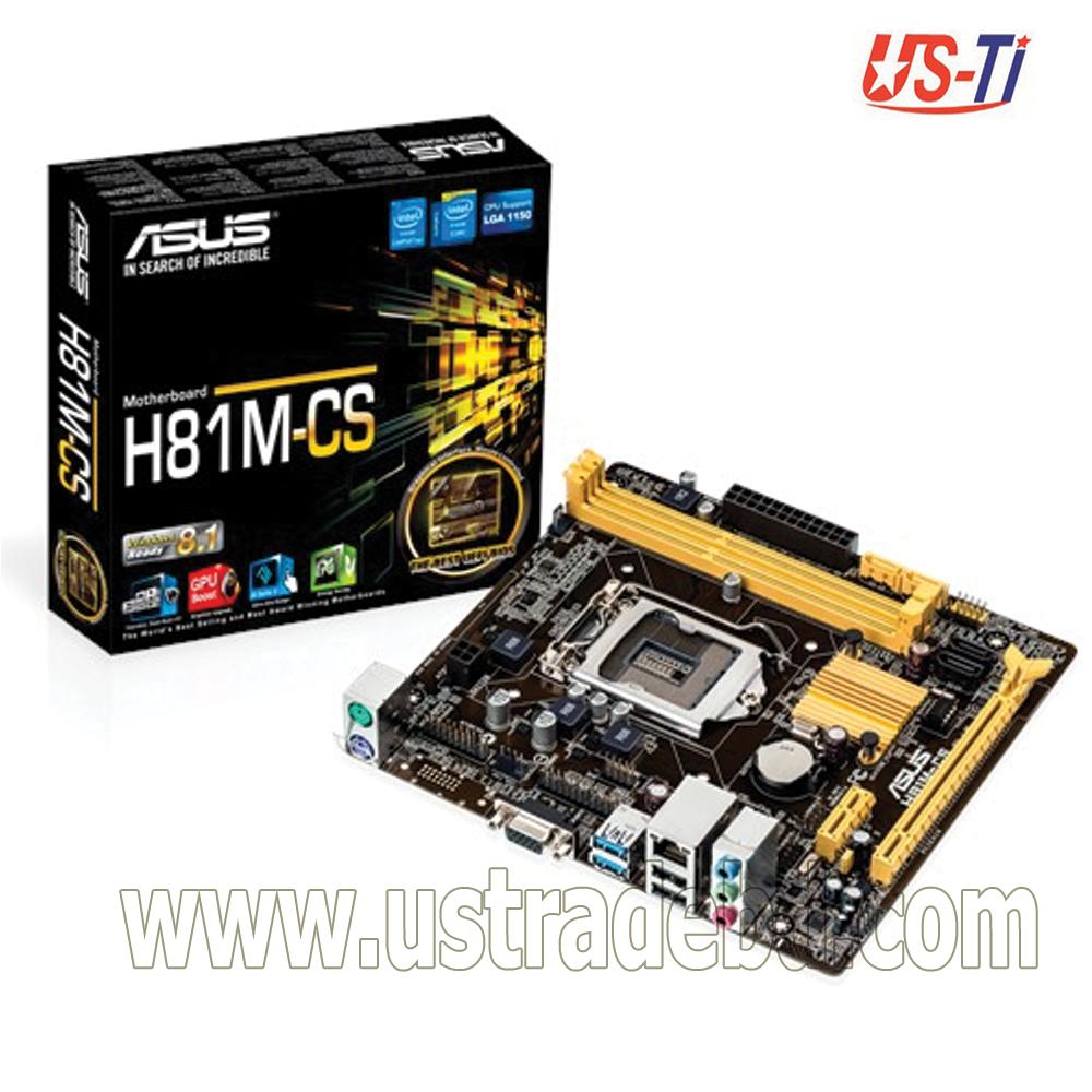 Asus H81M-CS Motherboard