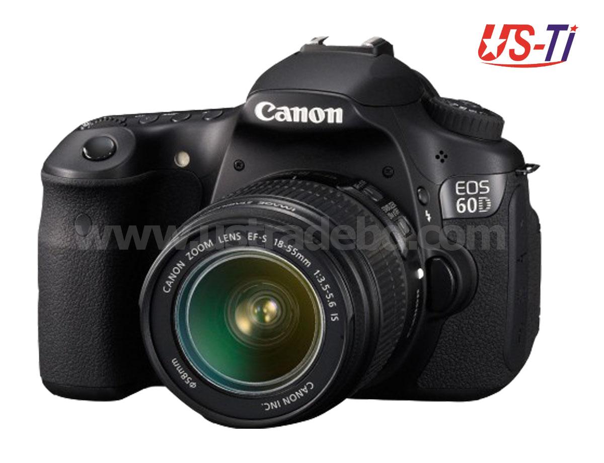 Canon EOS 60D DSLR camera