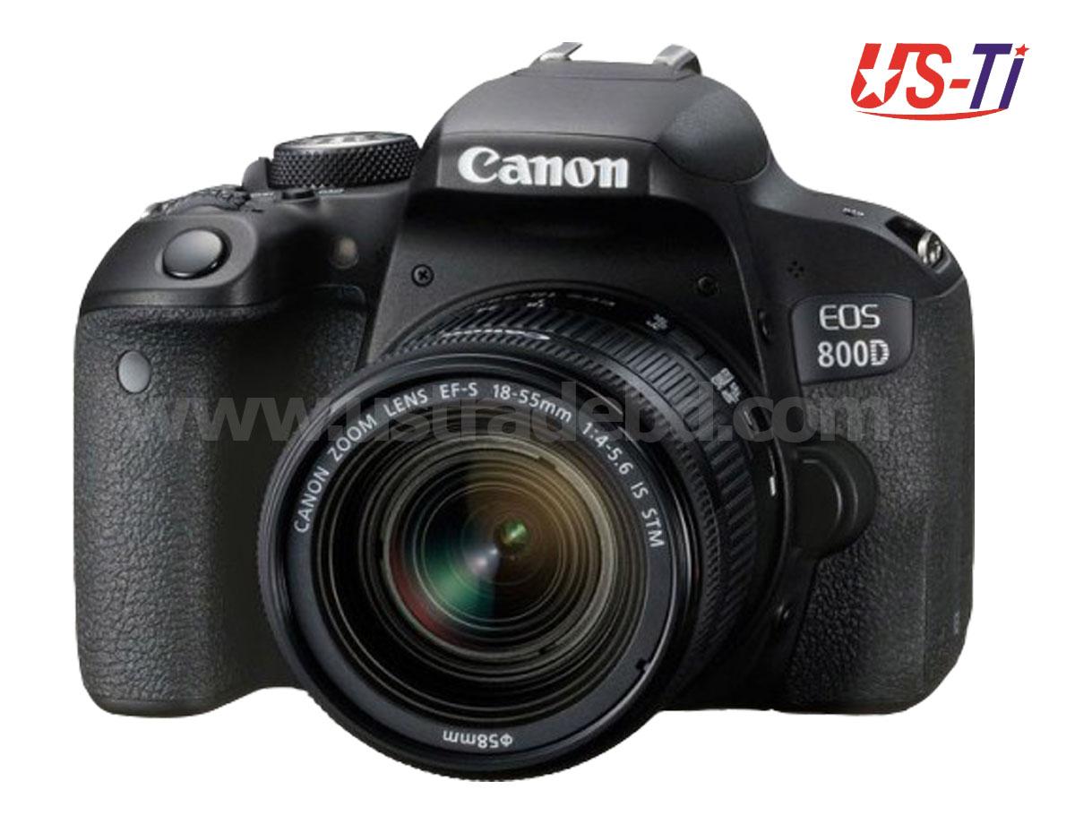 Canon EOS 800D DSLR camera