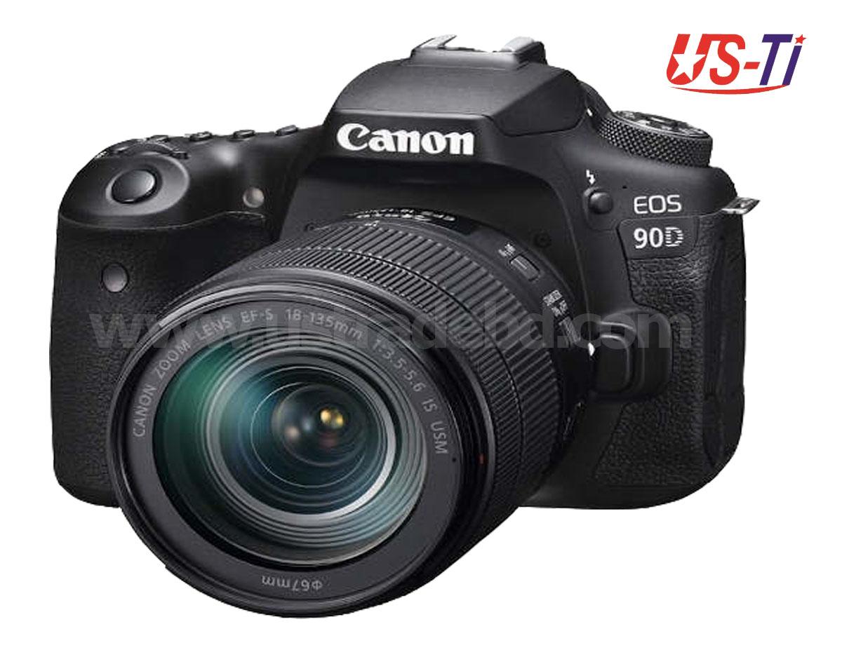 Canon EOS 90D 170° Viewing Angle DSLR camera