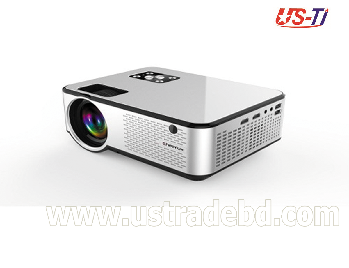 Cheerlux C9 2800 Lumens Mini Projector