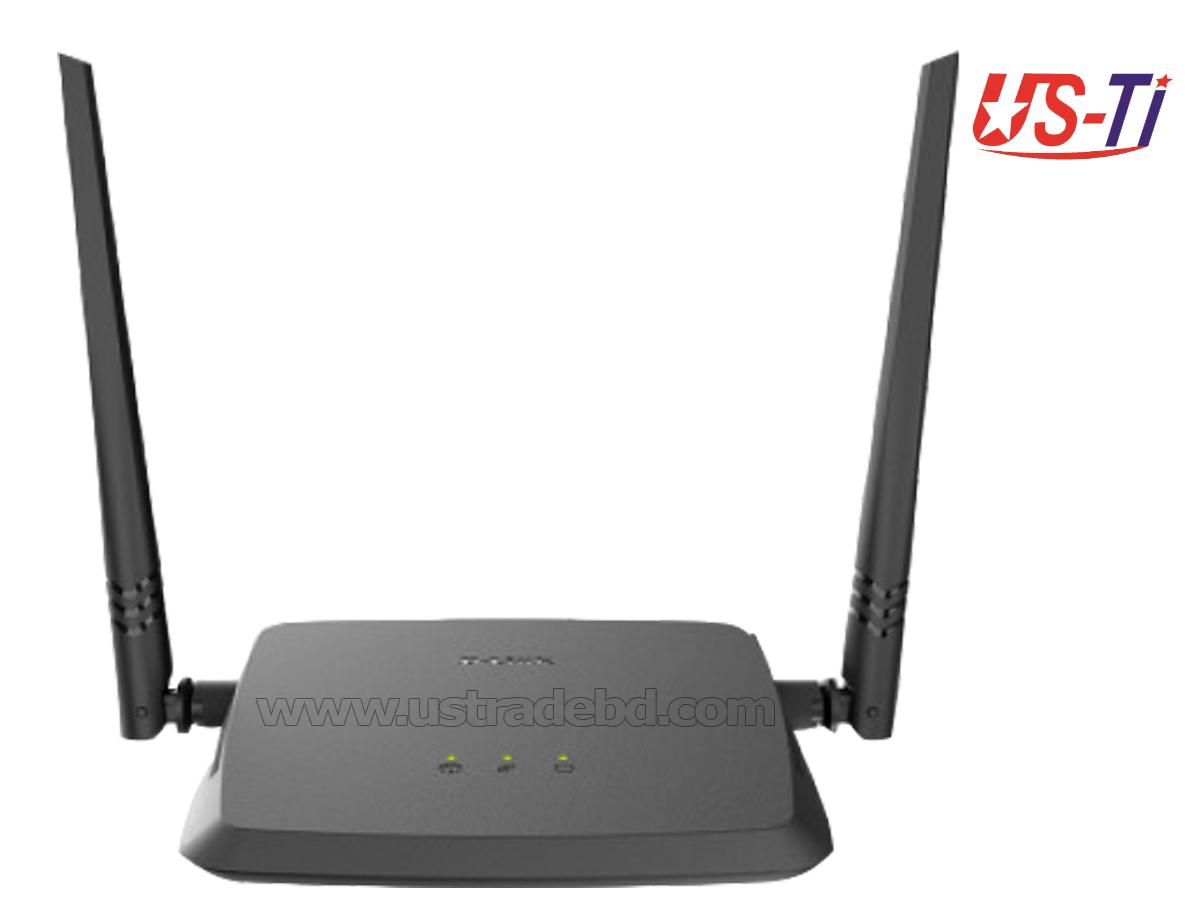 D-Link DIR-615X1 N300 300Mbps Wireless Router