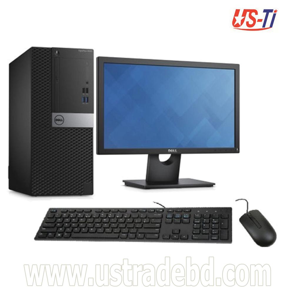 Dell 3060 OptiPlex Tower 8th Gen Core i7