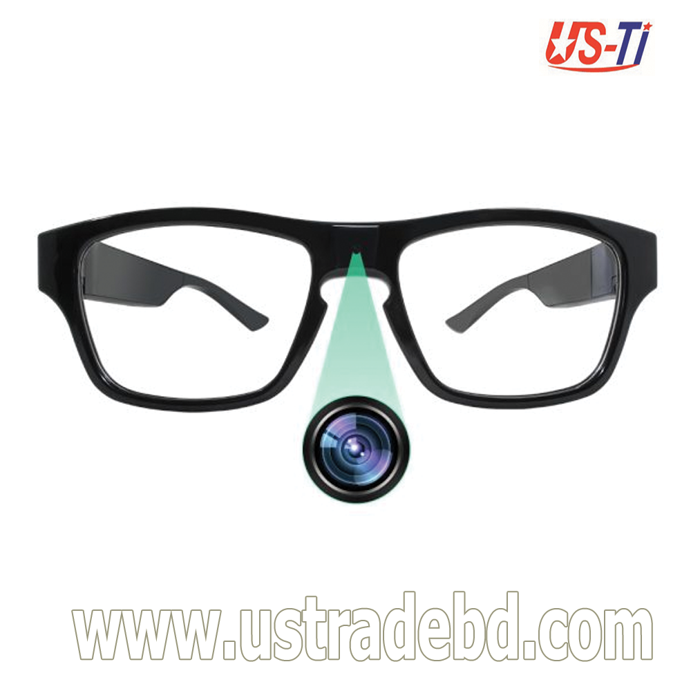 Digital Full HD 720P Video SPY Glasses Hidden Camera