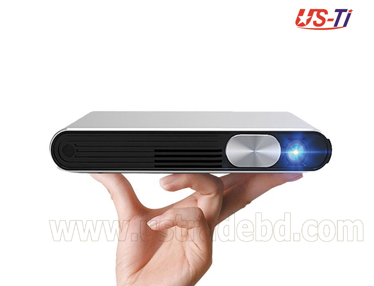 Dopah K2 Mini Pico Portable Android Wireless/WiFi LED Smart Projector