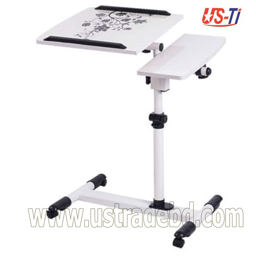 Dopah Universal Flexible Projector Table / Laptop Trolley V-TB-001