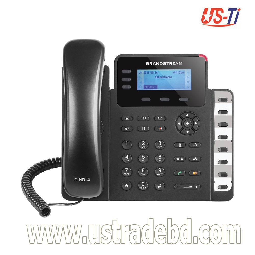 Grandstream GXP-1630 3-SIP 4-Way Conferencing IP Telephone