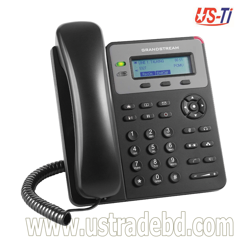 Grandstream GXP1615 PoE 3 Way Conferencing 3 XML IP Phone
