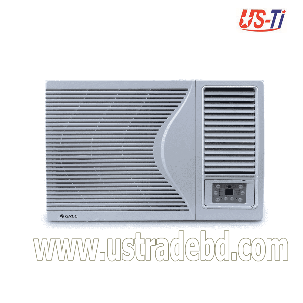 GREE 1.5 TON Window Remote Air Conditioner-GW-18VR