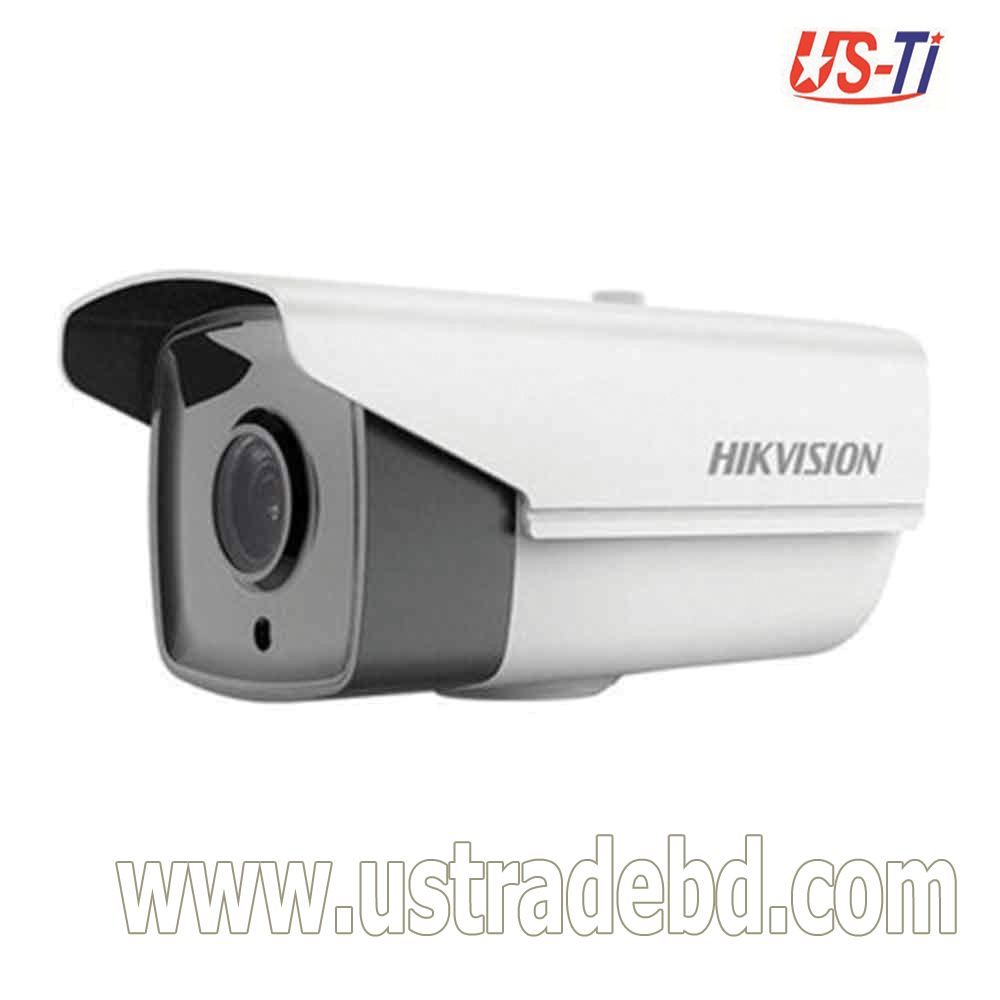 Hik Vision DS-2CD1240-I(4MP) POE IP Bullet Camera(White) Security Camera