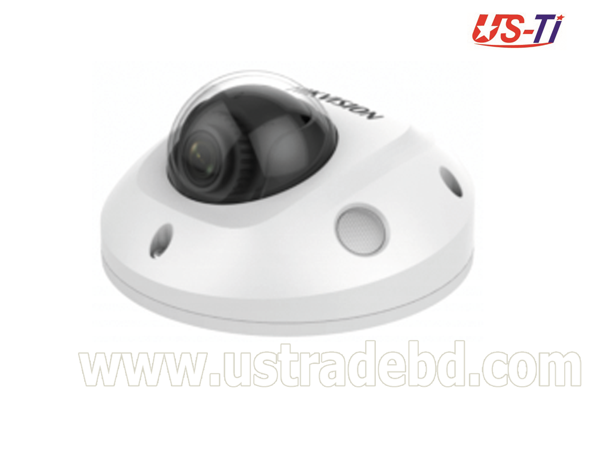 Hikvision DS-2CD2523G0-IS  2 MP Outdoor EXIR Fixed Mini Dome Camera