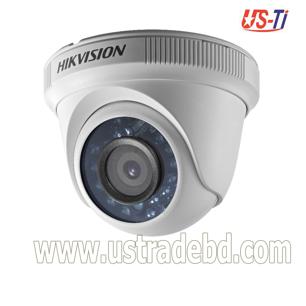 Hikvision DS-2CE56D0T-IRF HD Dome CC Camera