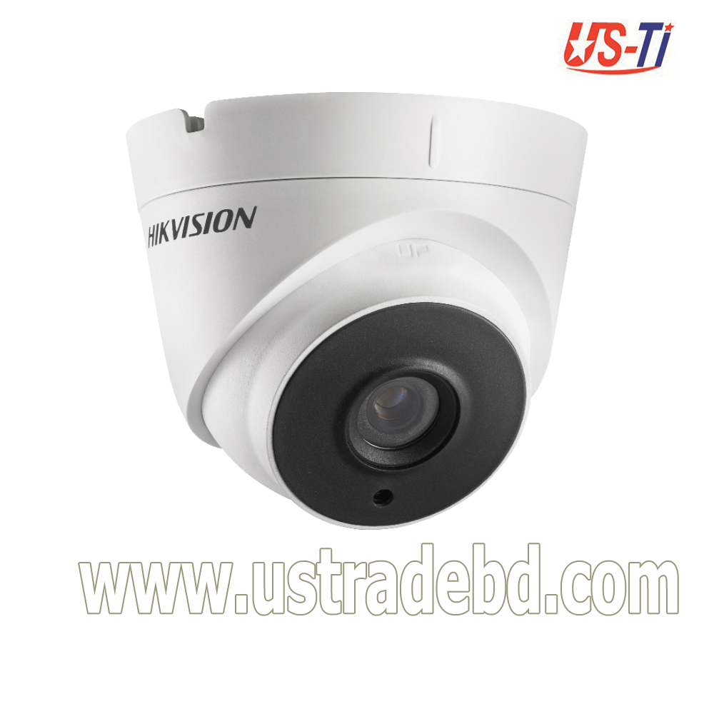 Hikvision DS-2CE56D0T-IT3F HD 1080p EXIR Turret Camera