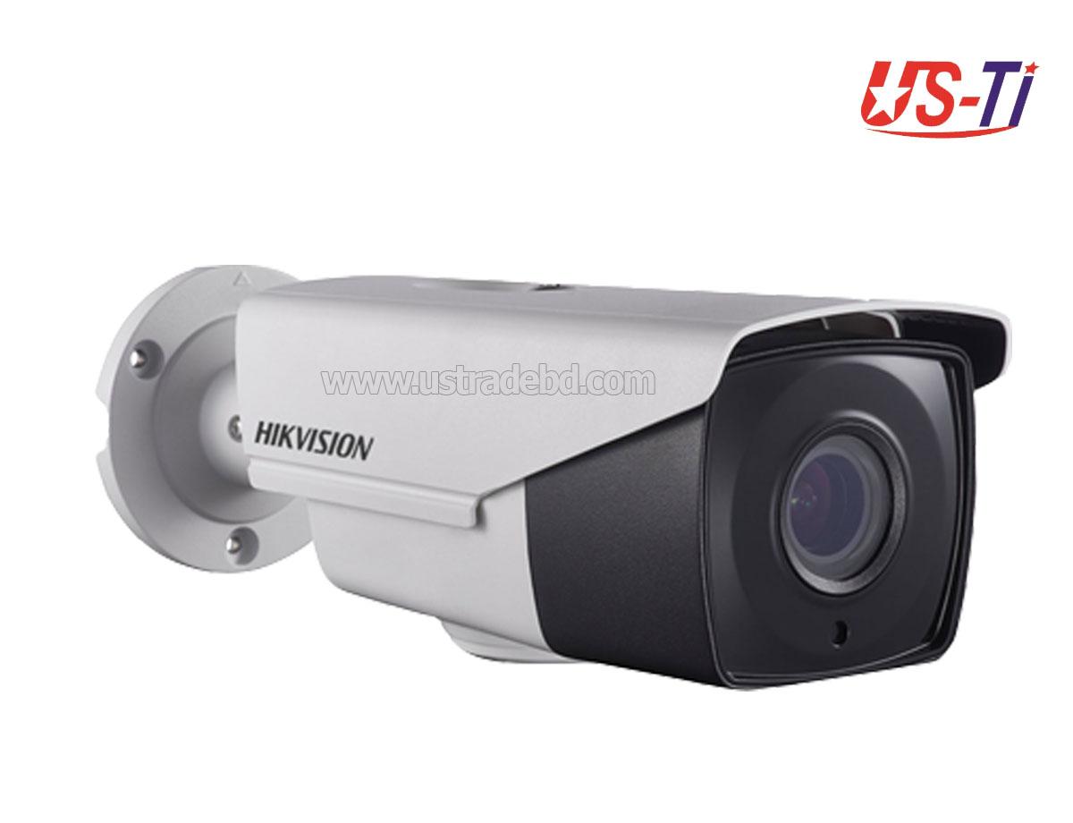 Hikvision DS-2CE56F7T-IT3Z (varifocal) 3MP WDR Motorized VF EXIR Turret Camera