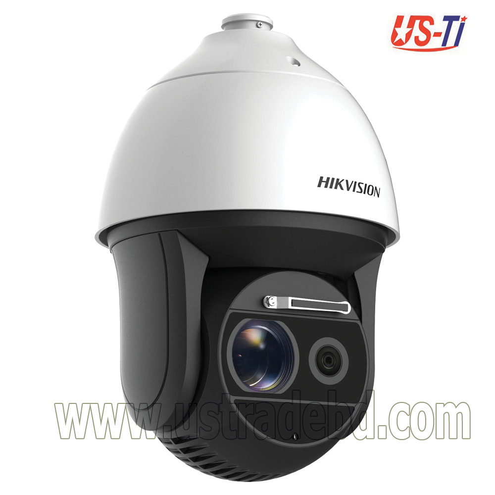 Hikvision DS-2DF823615X-AELW 8-inch 2 MP 50X Powered by DarkFighter Laser Network Speed Dome
