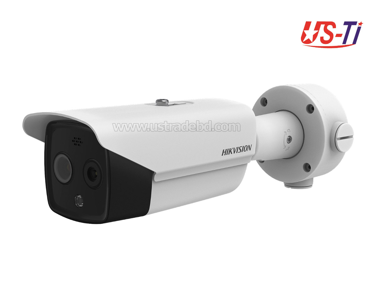 Hikvision DS-2TD2617B-6/PA Temperature Screening Thermographic Bullet Camera
