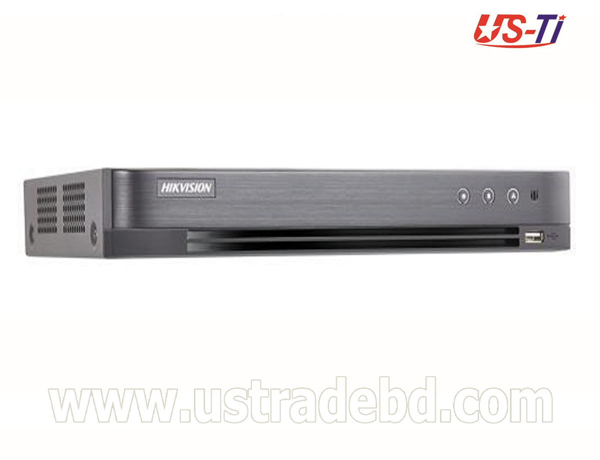 Hikvision DS-7204HUHI-K1 4 Channel Turbo HD DVR