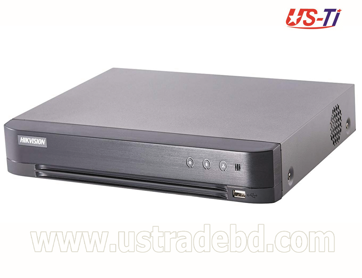 HikVision DS-7208HUHI-K1 Turbo HD DVR