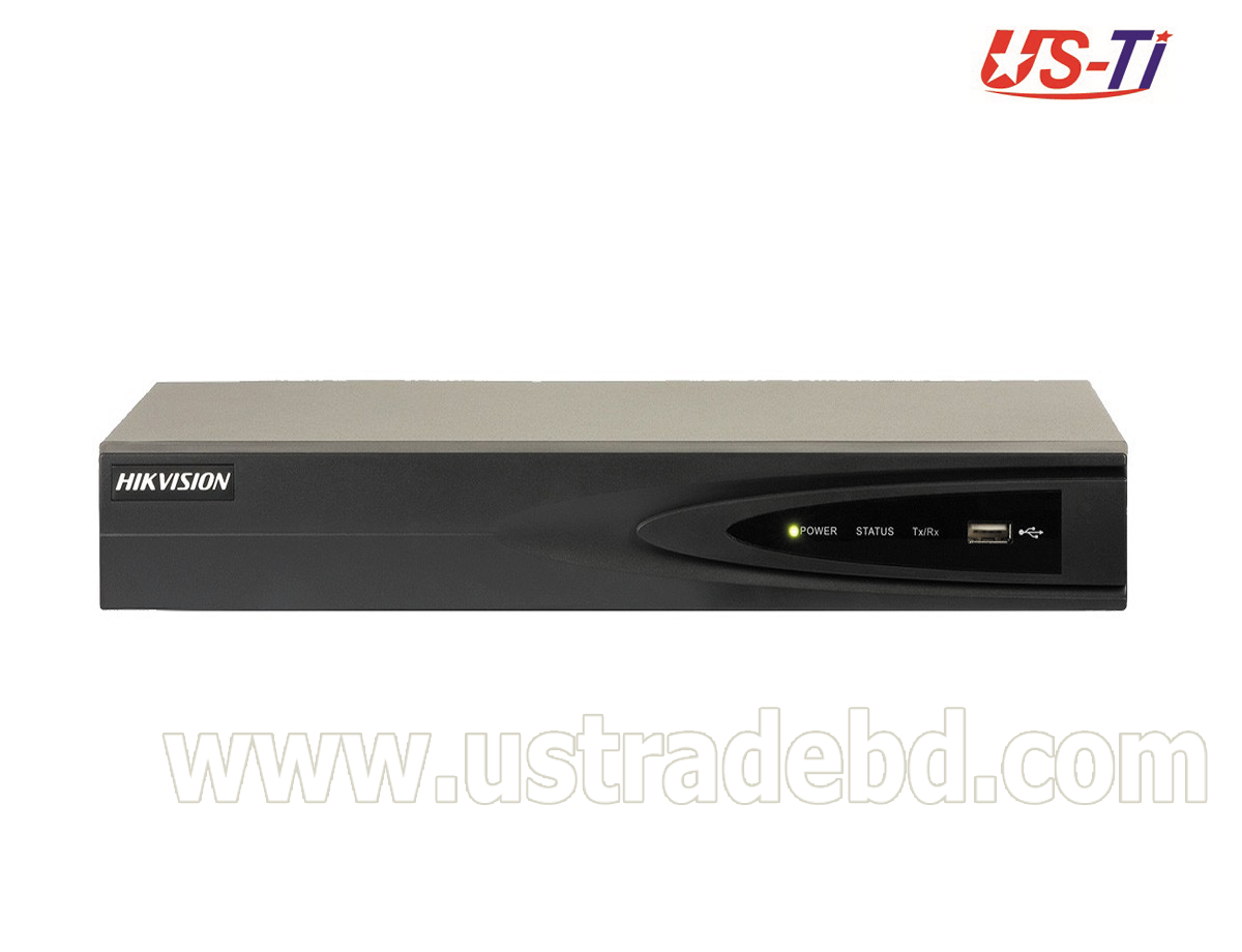 HIKVISION DS-7616NI-E2/16P Embedded Plug & PlayNetwork Video Recorder