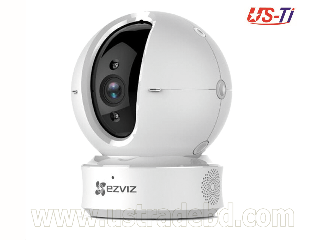 Hikvision EZVIZ CS-CV246 (B0-1C1WFR) 1 MP WIFI PAN-TILT HD IP Camera
