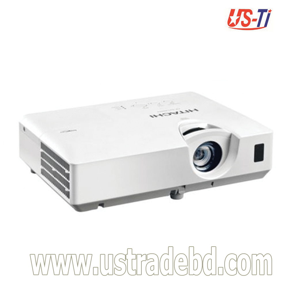 Hitachi CP-EX302 3200 Lumens Multimedia Projector