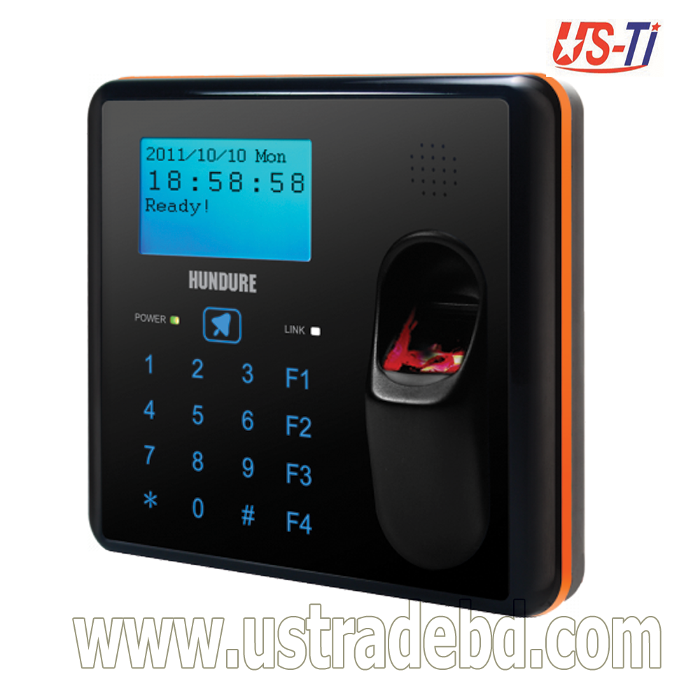 Hundure RAC960PEF Access Control Time Attendance System Bangladesh