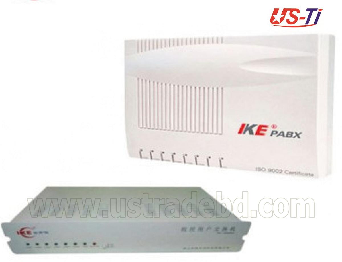 IKE 16 Port PBX & Intercom System Original