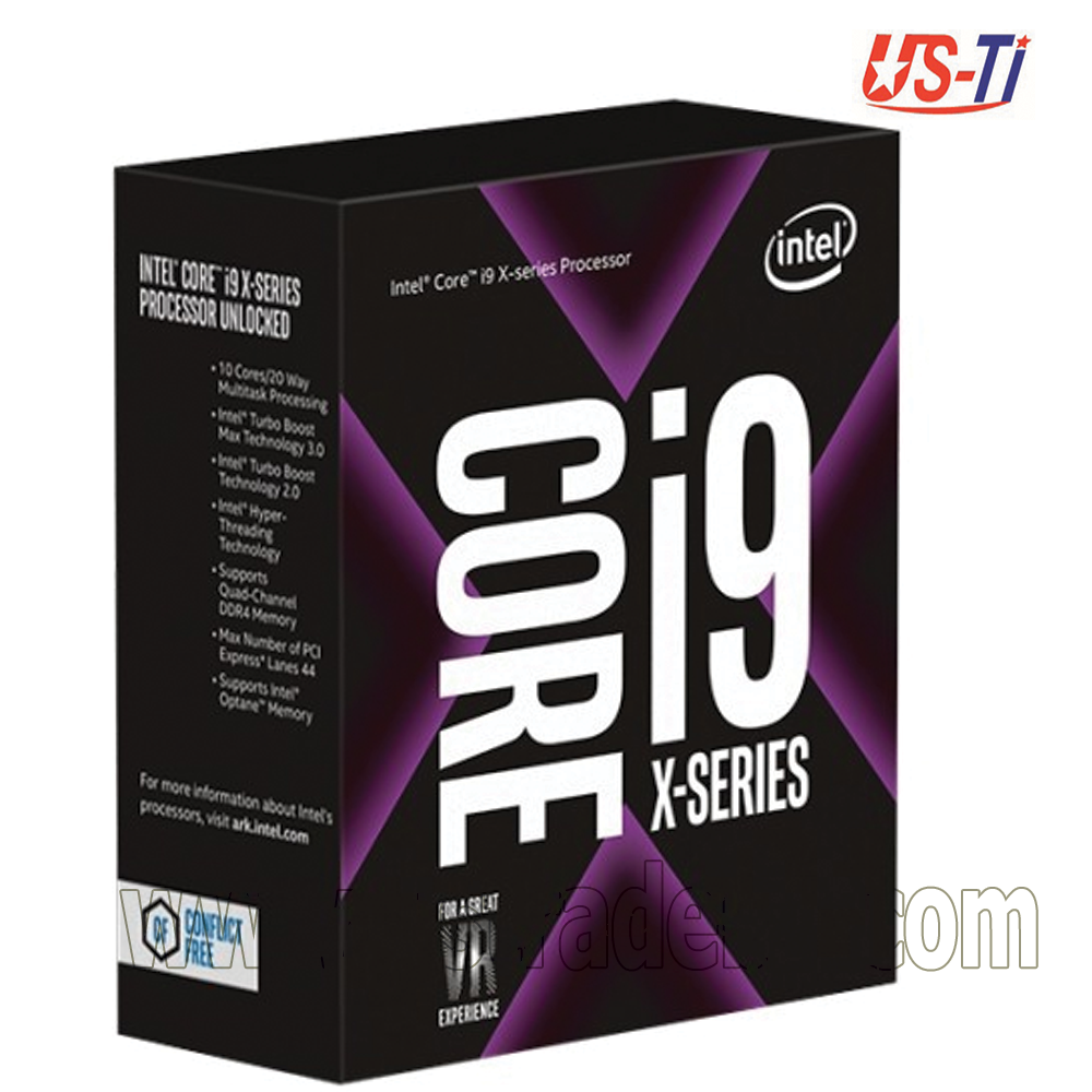 Intel 10th Gen Core i9 10900X X-series Cascade Lake Processor