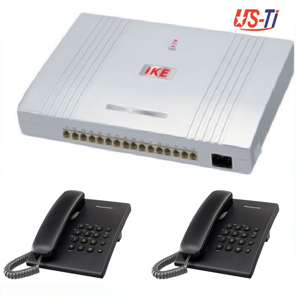 PABX & Intercom IKE 32 Line  Package