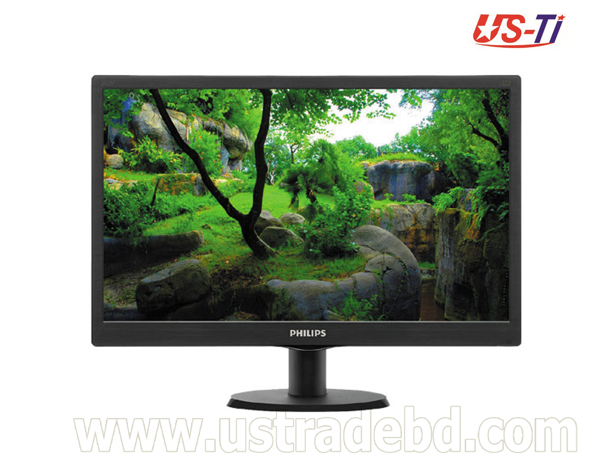 "PHILIPS 18.5"" 193V5LSB2 LED MONITOR"