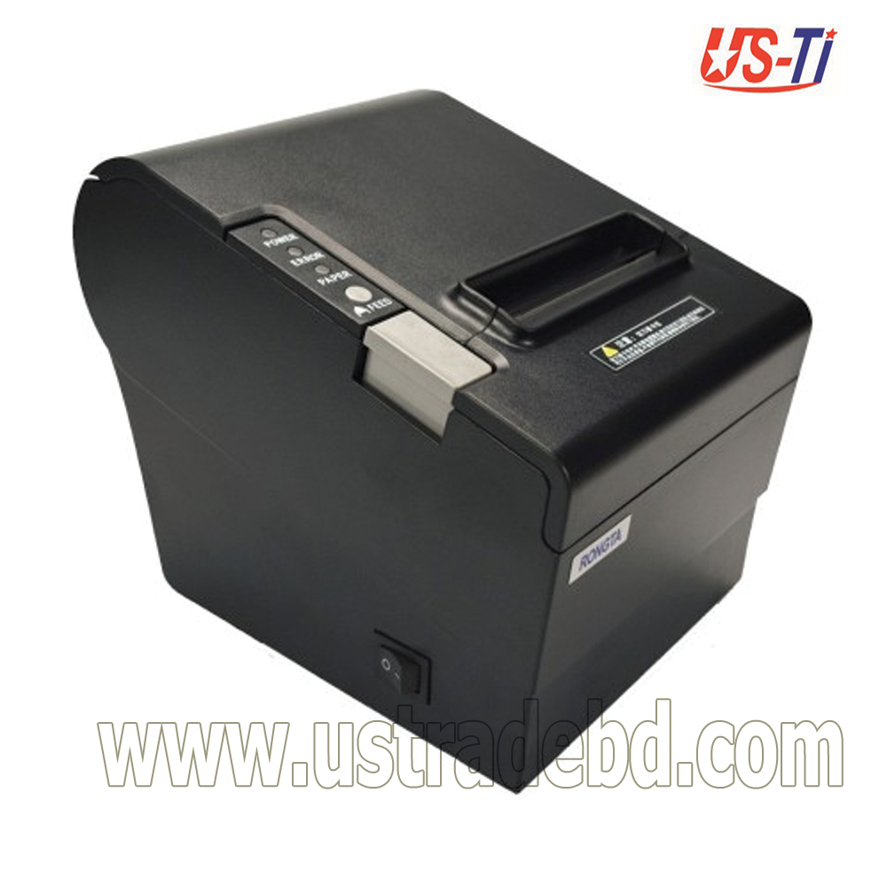 Rongta RP80 IV-USE-G POS Printer (USB+ Serial+Parallel+Ethernet)
