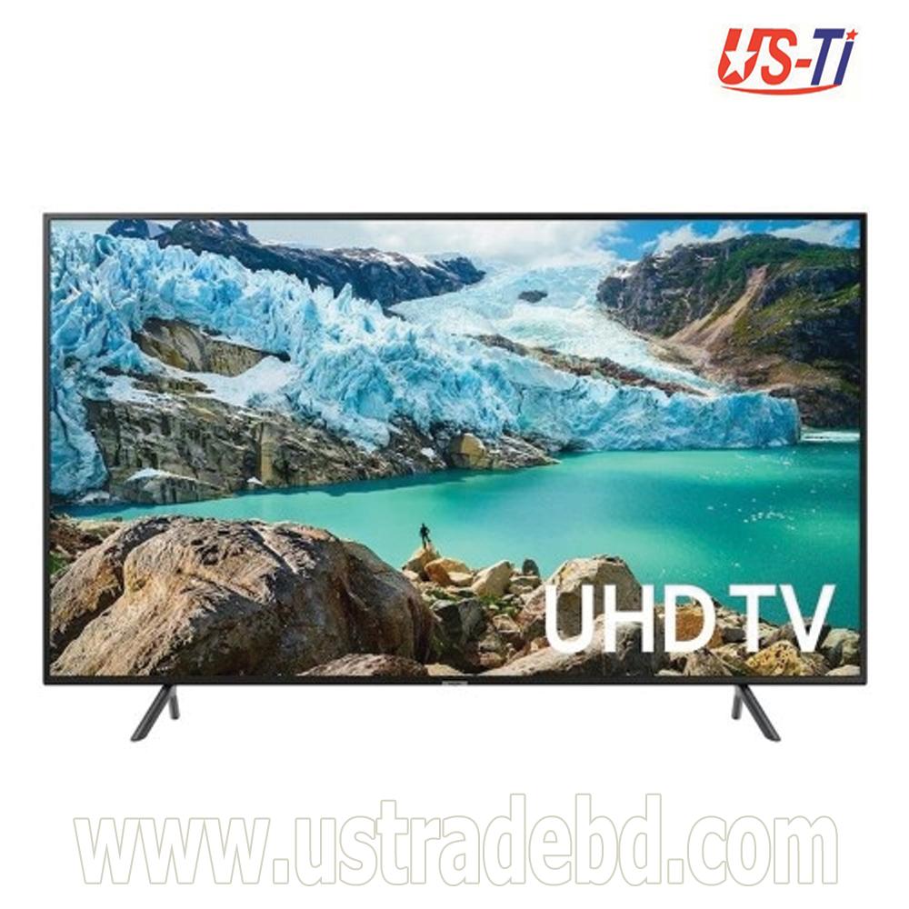 "Samsung UA65RU7100RSER 65"" Smart 4K Ultra HD LED TV"