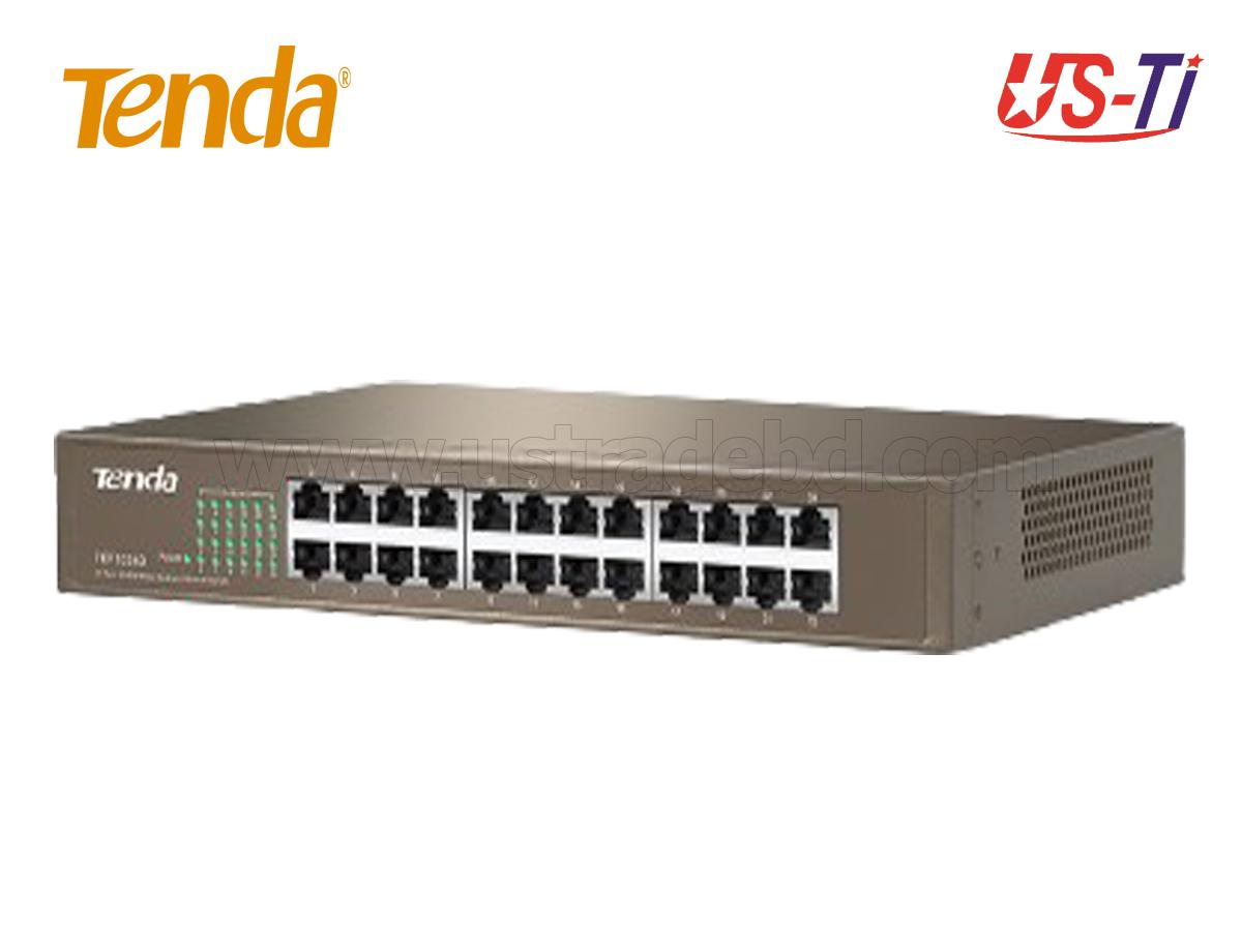 Tenda TEF1024D 24-Port 10/100 Switch