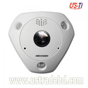 3MP Fisheye Network Camera