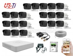 5MP Hikvision 20 Full HD CCTV Package