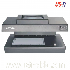 Astha UV-106M10 Powerful Fake Note Detector Machines