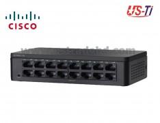 Cisco SF95D-16 Port Unmanaged Network Desktop Switch