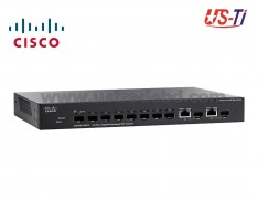 Cisco SG300-10SFP 10 Port Layer 3 Managed Network Switch