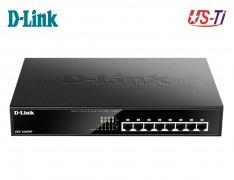 D-Link DGS-1008MP 8 port  Gigabit  Unmanaged PoE Desktop Switch