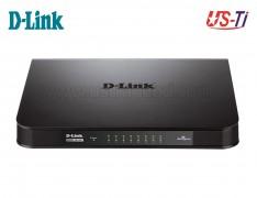D-LINK DGS-1016A 16-Port Gigabit Unmanaged Desktop Switch