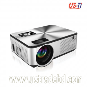 Dopah C9 WXGA 2800 Lumens LED Projector (Built in TV)