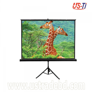 "Dopah Tripod Projector Screen 60"" X 60"" (5' X 5') Matt White"
