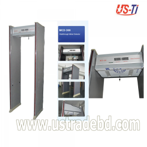 Full Body Scanner Archway MCD 300 Metal Detector Gate