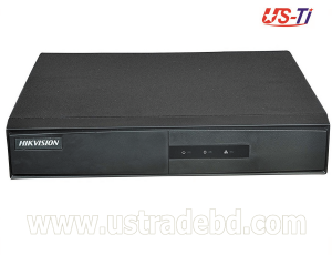 Hikvision Upgraded DS-7204HQHI-K1 4CH Turbo HD Metal DVR