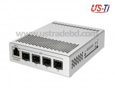 Mikrotik CRS305-1G-4S+IN Single Gigabit Ethernet port Switch