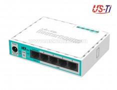 Mikrotik Hex lite RB750R2 Plastic Body Router