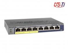 Netgear GS108PE 8-Port ProSafe Gigabit Manage Plus Desktop Switch (4-Port PoE + 4 Port Normal)