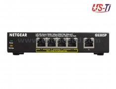 Netgear GS305P 5-Port Gigabit Desktop Switch