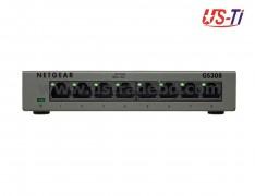 Netgear-GS308 8-Port Gigabit Desktop Switch